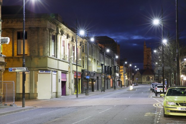 Church Street Hartlepool LED Vision Version 1